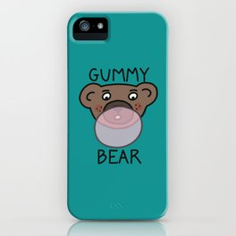 Gummy Bear iPhone Case