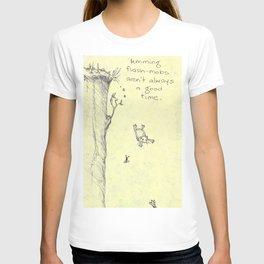 Lemming Flash-Mob T-shirt