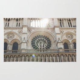 Notre-Dame ... Our Lady of Paris Rug