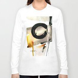 Enso Abstraction No. 105 by Kathy morton Stanion Long Sleeve T-shirt