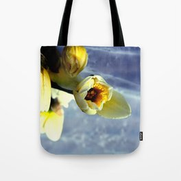 only nature is perfect Tote Bag