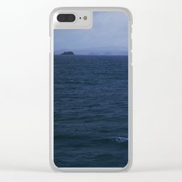 Sparse Clear iPhone Case
