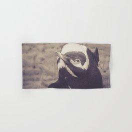 Adorable African Penguin Series 4 of 4 Hand & Bath Towel