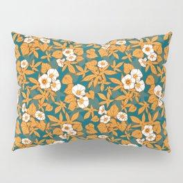 Sweet Potato / Limited Color Palette Pillow Sham