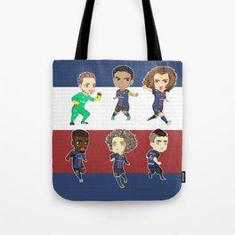 PSG (Paris Boys) Tote Bag