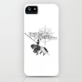 THE FIRST IDEALS iPhone Case