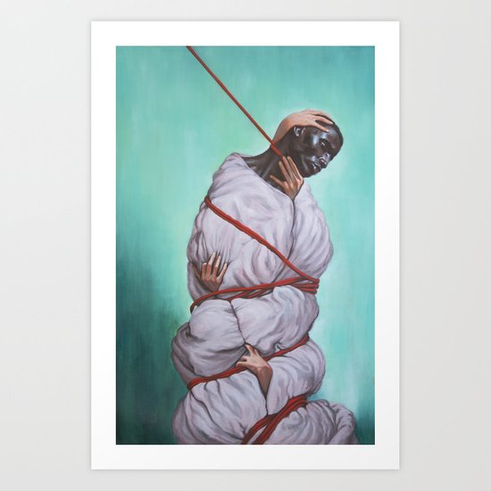 BALTAZAR Art Print