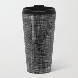 Ink Weaves: Slate Travel Mug