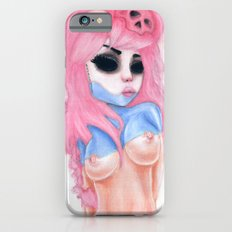 Candy Pink Disorder iPhone 6s Slim Case
