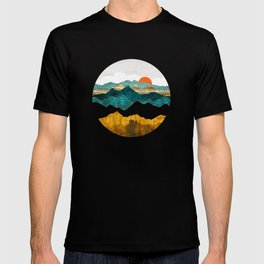 Turquoise Vista T-shirt