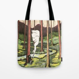 Wizards Valley Tote Bag