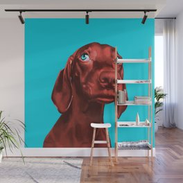 The Dogs: Guy 2 Wall Mural