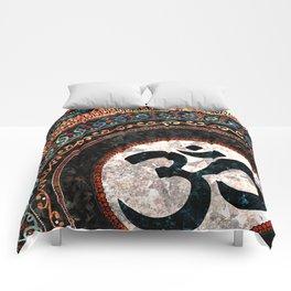 Mandala 1 Comforters