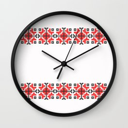romanian traditional Wall Clock