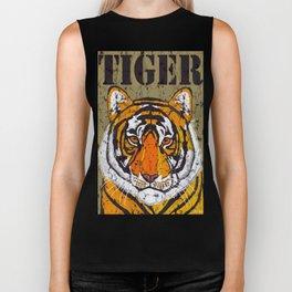 tiger Biker Tank