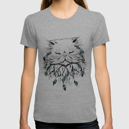 Poetic Persian Cat T-shirt