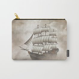 Cloud Ship Carry-All Pouch