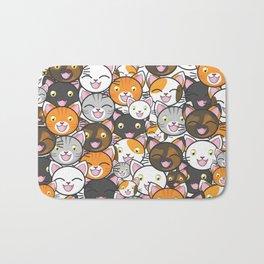 Funny Cats Bath Mat