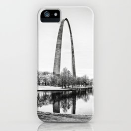The St. Louis Arch iPhone Case