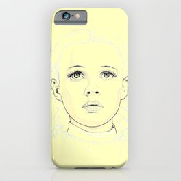 Dorothy - The Yellow Pathway iPhone Case