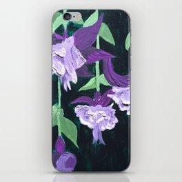 Fuschia iPhone Skin