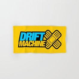 Drift Machine v1 HQvector Hand & Bath Towel