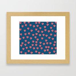 Mwah! Framed Art Print