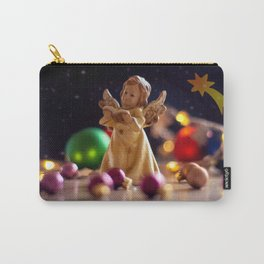 Concept Christmas : Christmas angel Carry-All Pouch