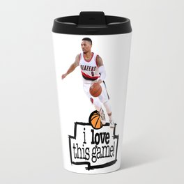 Damian Lillard Travel Mug