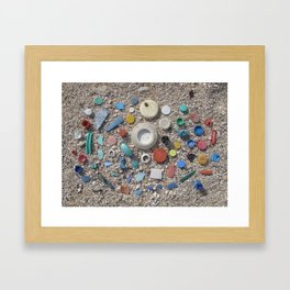 Ten Square Meters Framed Art Print