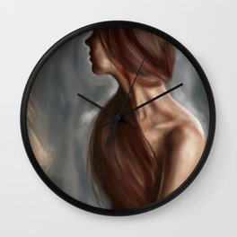 Aimee digital Wall Clock