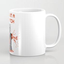 Monty Phyton black knight Coffee Mug