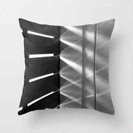 Game of light Throw Pillow