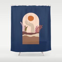 The Window #3 Shower Curtain