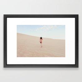 Carissima Hedy 1348 Sandy Dune Nude Framed Art Print