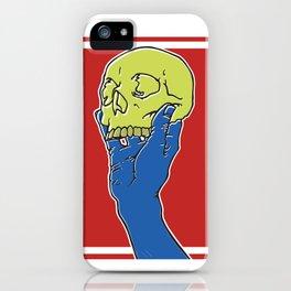 Yorick iPhone Case