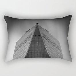 One World Trade Center in New York City Rectangular Pillow