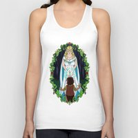 aragorn Tank Tops featuring The Light of Eärendil by Theresa Lammon