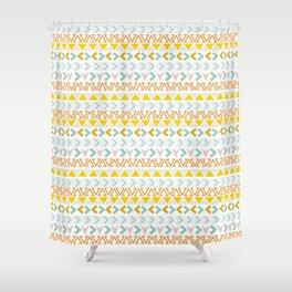 Leticia Ka 05 Shower Curtain