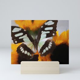 Summer Butterfly Mini Art Print