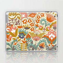 Forest flowers Laptop & iPad Skin