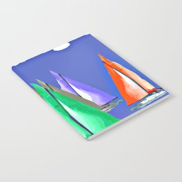 Against the Wind Notebook
