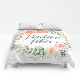 Woodland wreath Comforters