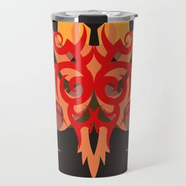 Abstraction Six Ares Travel Mug