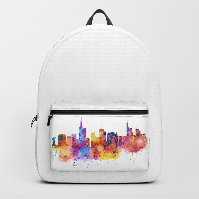 Frankfurt Skyline Backpack