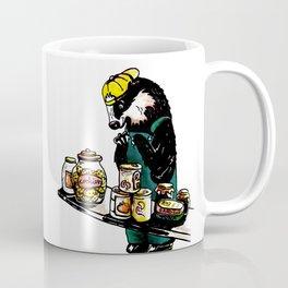 Naughty Badger Coffee Mug