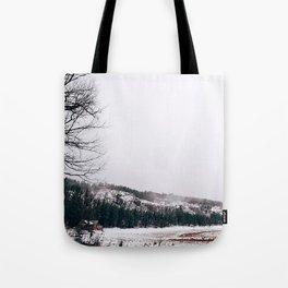 Stoneman Lake Tote Bag