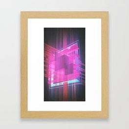 kearney Framed Art Print