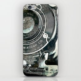 retrospect iPhone Skin