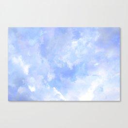 Heavens Canvas Print